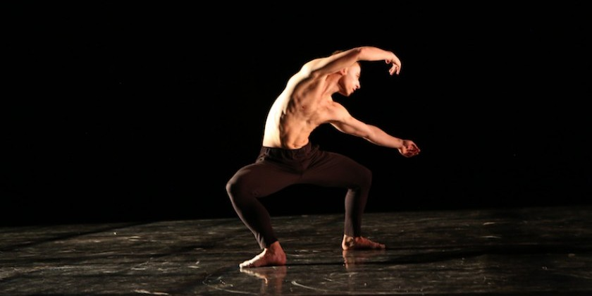 "Stepping into Iconic Dance Roles: Stephen Petronio Company's Nick Sciscione on Steve Paxton's ""Goldberg Variations"""