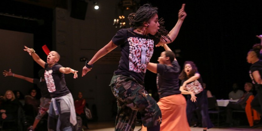 IMPRESSIONS: Urban Bush Women's Hair Parties at the 92Y at Harkness Dance Festival