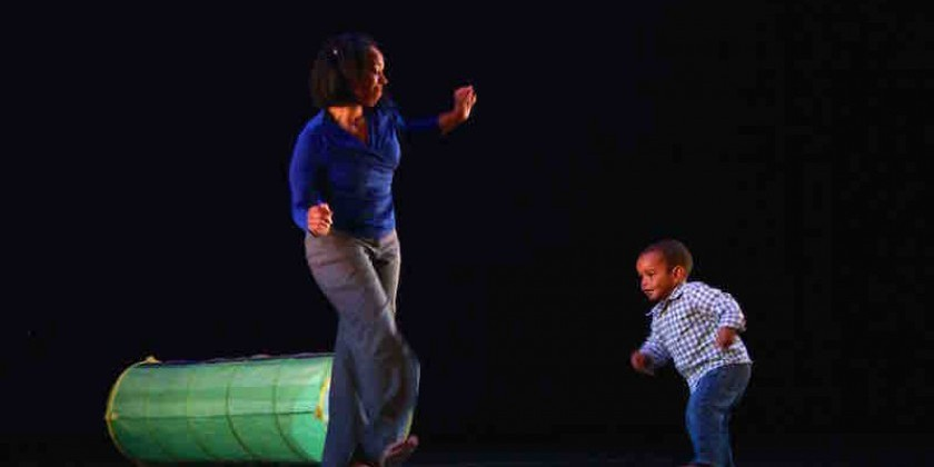 Dance/Improv/Fusion: TDE Asks Nyama McCarthy-Brown About Merging Motherhood With Movement