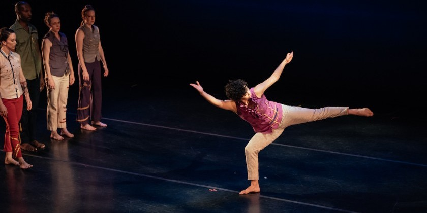 AUSTIN, TX: Kathy Dunn Hamrick Dance Company Issues a Call to Artists!