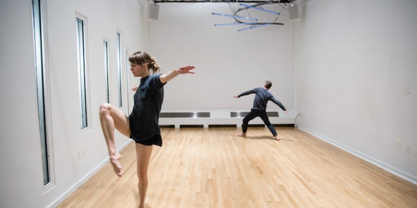American Realness: Kimberly Bartosik, Big Dance Theater, Karol Tyminski and Trajal Harrell at Gibney Dance and Abrons Art Center