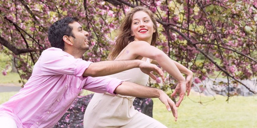 dance-mobile: Kizuna Dance at Brooklyn Bridge Park