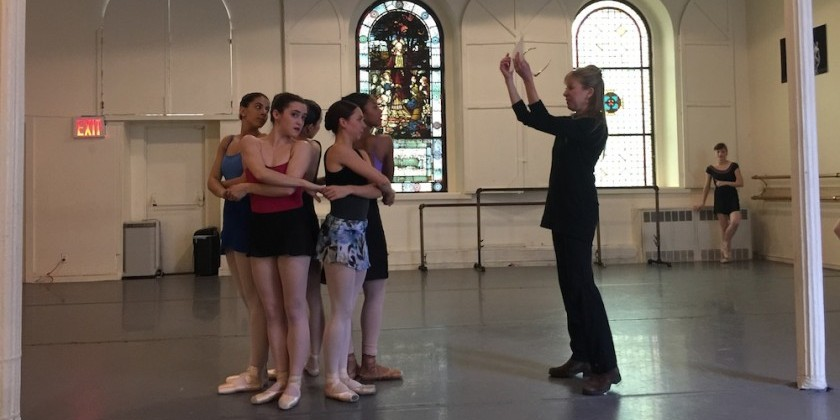 Dance Up Close to Kyra Nichols with the New York Theatre Ballet
