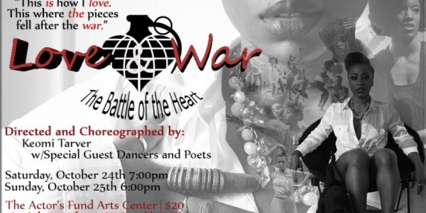 """Love and War"" by Whole Heart Productions in conjunction with abunDance with Keo"