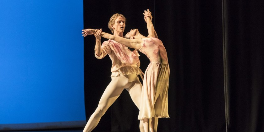 "IMPRESSIONS: Natalia Osipova's ""Pure Dance"" with David Hallberg at New York City Center"