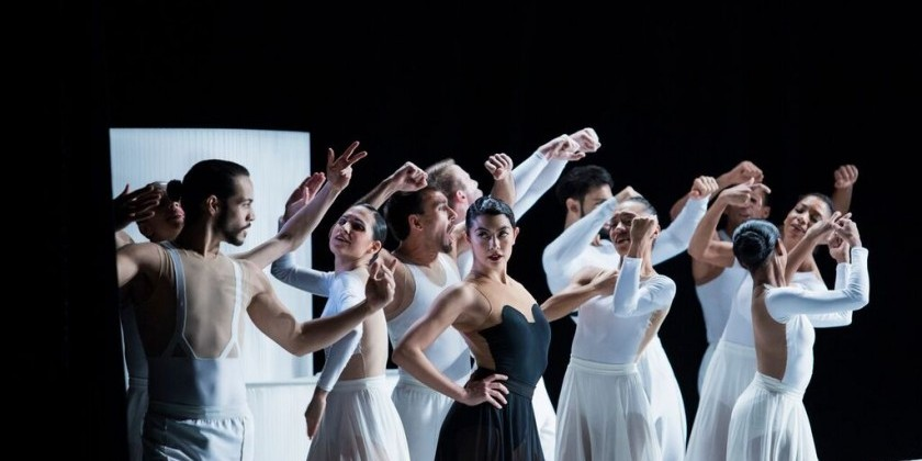 BEAVER CREEK, CO: Ballet Hispánico at the Vail Dance Festival