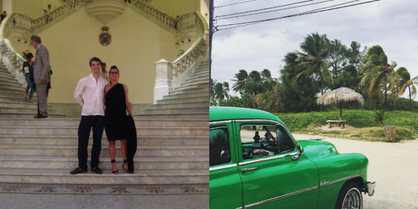 Moving Caribbean: A Journey through Cuba with Martha Graham Dancer Lloyd Mayor