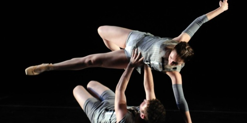 Dance News: The Hartt School Welcomes Netherlands Dance Theater 2 and Paul Taylor 2 This Spring