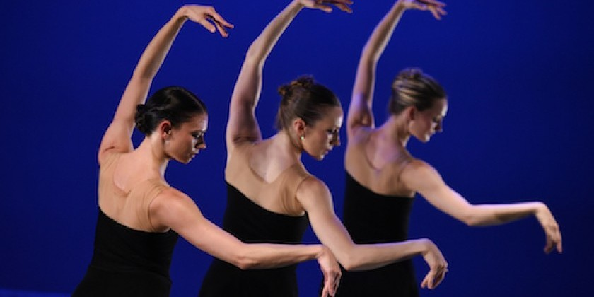 IMPRESSIONS: Fridays at Noon: Women Ballet Choreographers East and West at the 92nd St. Y