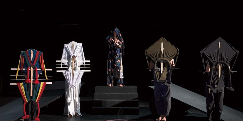 "Dance News: Barneys New York Announces ""Mantle,"" A Virtual Reality Experience in Partnership with Martha Graham Dance Company and Samsung"