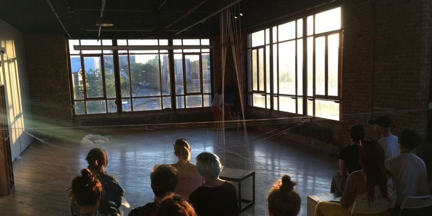 2Night Show: Artists in Residence Cycle 3
