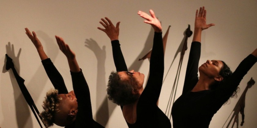 Impressions of: Performa 13 at The Studio Museum in Harlem Radical Presence: Black Performance in Contemporary Art