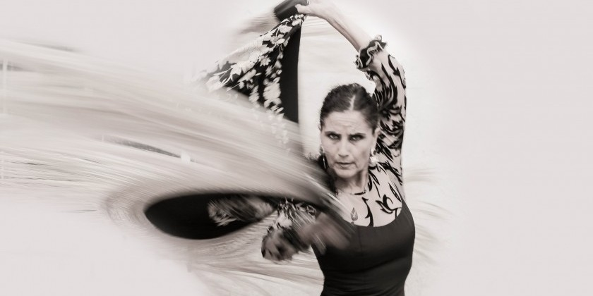 NORTH HOLLYWOOD, CA: Maria Bermudez presents dance direct from Andalusia