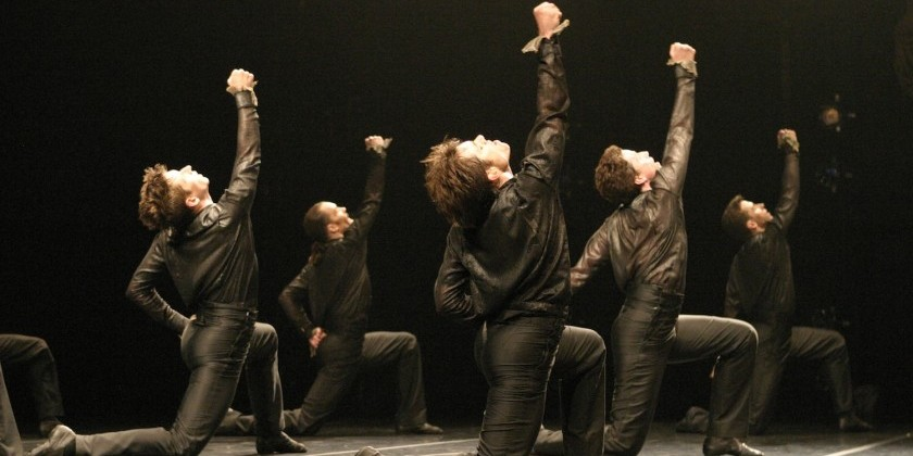 The Lar Lubovitch Dance Company Celebrates its 45th Anniversary at The Joyce (DanceUpCloseVideo)