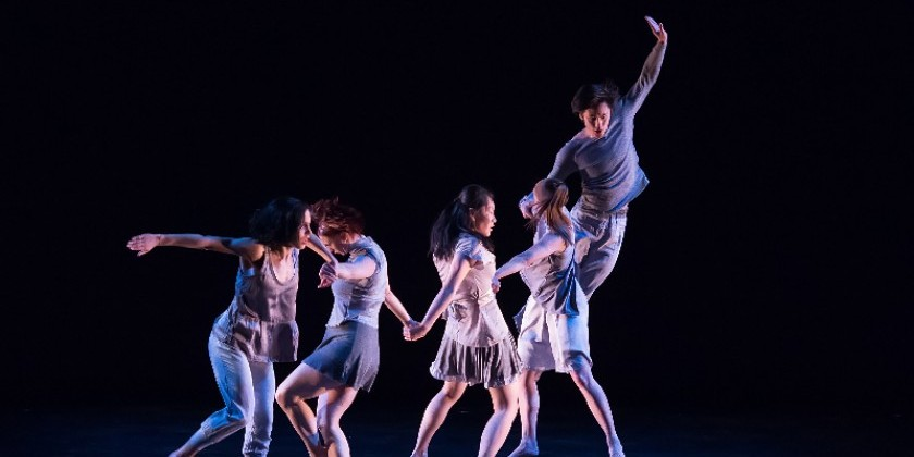 Impressions from Philadelphia: Kun-Yang Lin/ Dancers' Prince Theatre Season