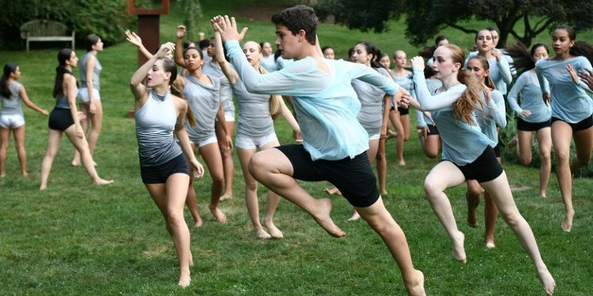 A Postcard from The New Jersey Dance Theatre Ensemble
