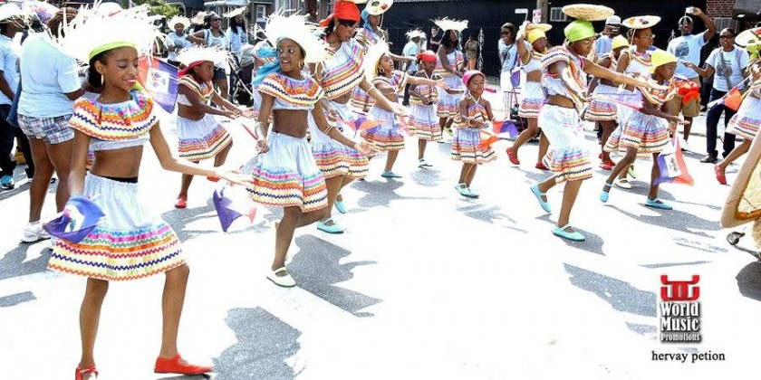 Moving Caribbean in NYC: On Haitian Dance with Nadia Dieudonné and Julio Jean