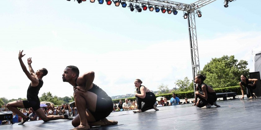 Washington DC: National Dance Day - FREE PERFORMANCES!