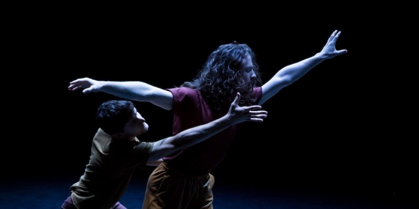 IMPRESSIONS: The Dance Gallery Festival featuring work by Dionne Sparkman Noble and Andy Noble, Rohan Bhargava, and Nicole Von Arx