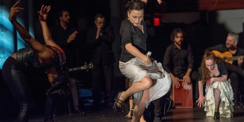 Noche Flamenca at The Joyce Theater