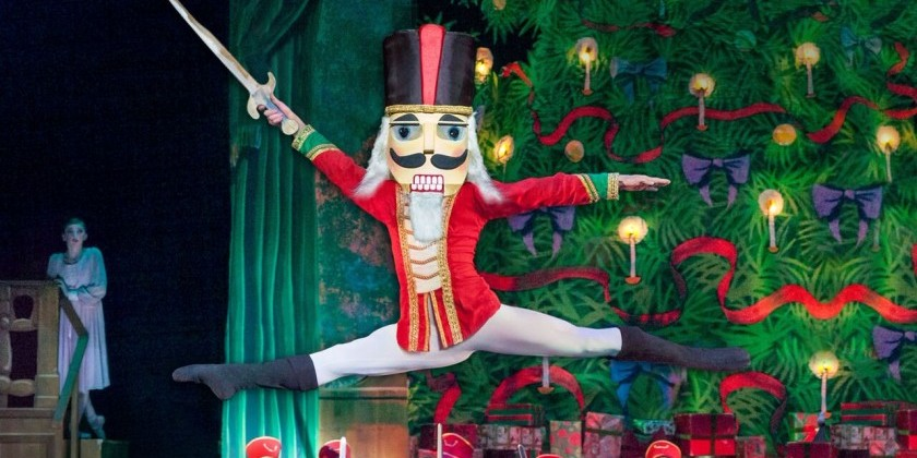 "RANCHO CUCAMONGA, CA: ""The Nutcracker"" by Inland Pacific Ballet"