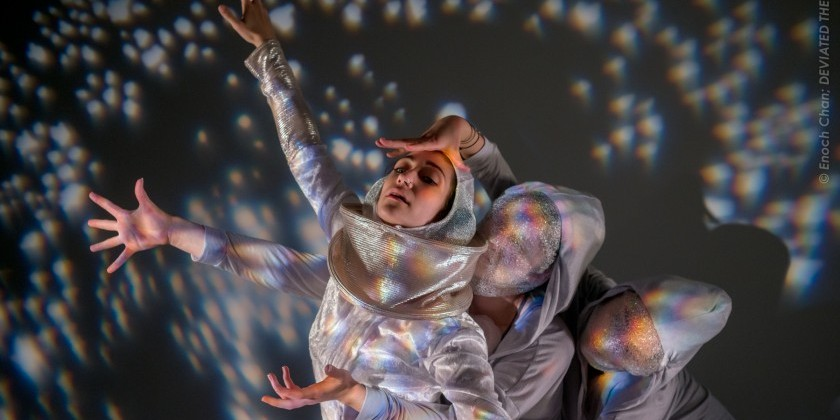 WASHINGTON DC: DEVIATED THEATRE at Dance Place