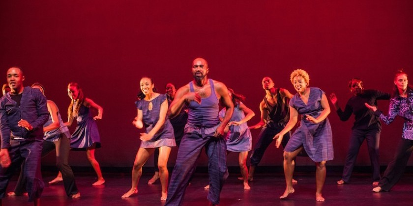 Impressions of:  Ronald K. Brown/Evidence, A Dance Company at BRIC