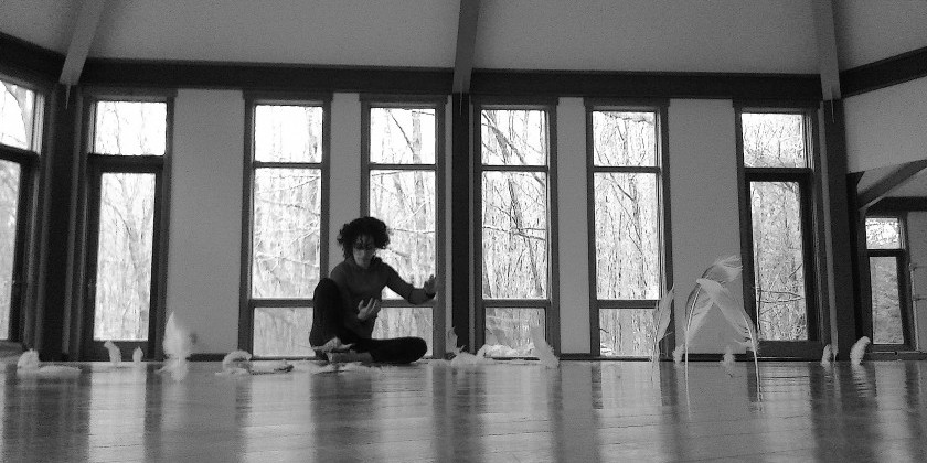 Connected to Source: Deep Listening and Freedom of Expression through Dance Improvisation