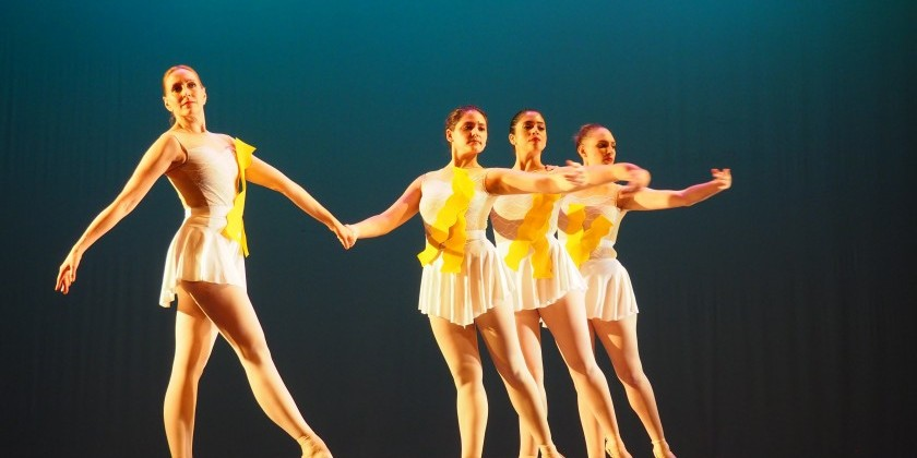 """Pasta,"" An Original Full-Length Ballet by American Liberty Ballet"