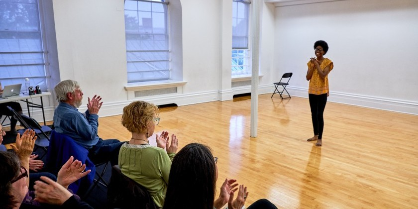 STATEN ISLAND, NY: Affordable, Newly-Renovated Dance Studios on Historic Grounds