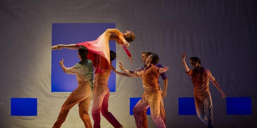 "Pacific Northwest Ballet in ""Her Door to the Sky"""
