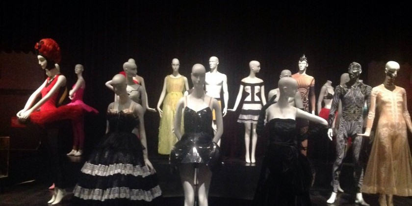 "The Dance Enthusiast Hits the Streets: A Tour of the  Museum at FIT's ""Dance & Fashion"" Exhibit"