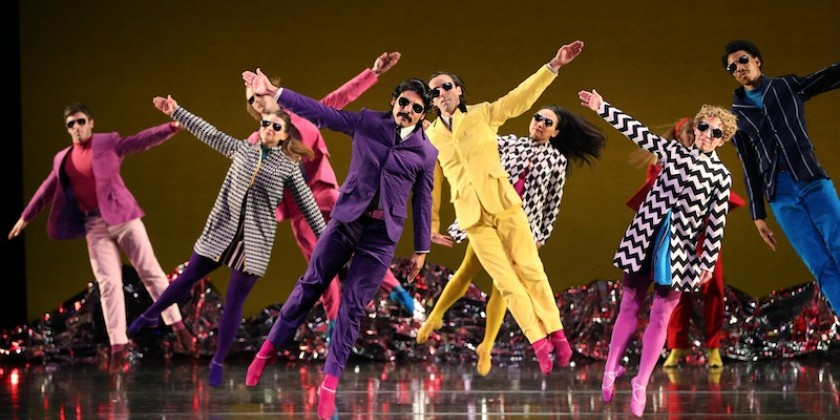 "IMPRESSIONS: Mark Morris Dance Group's ""Pepperland"" at Hopkins Center for the Arts at Dartmouth College"