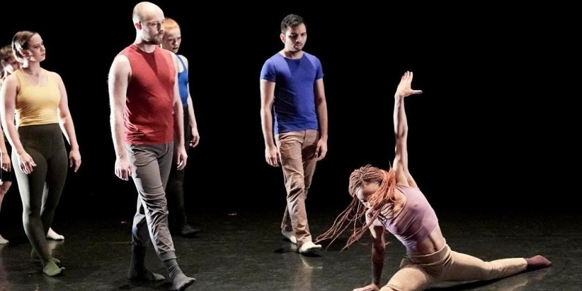 "IMPRESSIONS: ""Oracle"" by Periapsis Music and Dance at Kumble Theater at LIU Brooklyn"