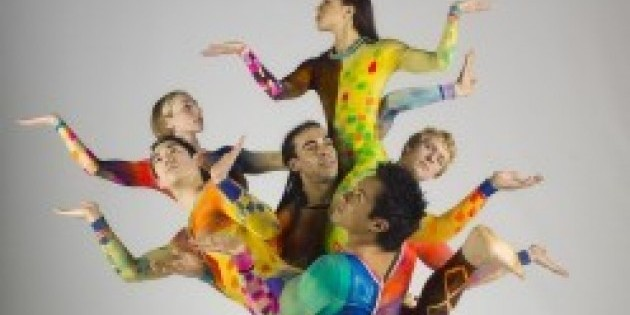 A Weekend of Dance on Film: Sill Moving: Pilobolus at Forty and The Dancer Films Live