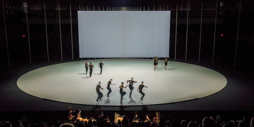 "IMPRESSIONS: Rosas in Anne Teresa De Keersmaeker's ""The Six Brandenburg Concertos"" at the Park Avenue Armory with B'Rock"