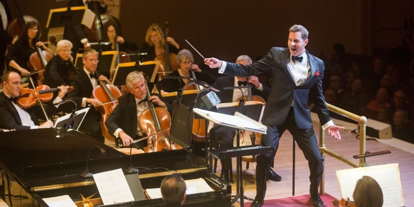 The New York Pops: Song and Dance