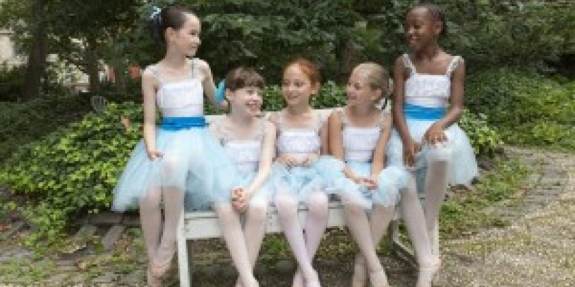 New York Theatre Ballet presents Children's Dance on a Shoestring