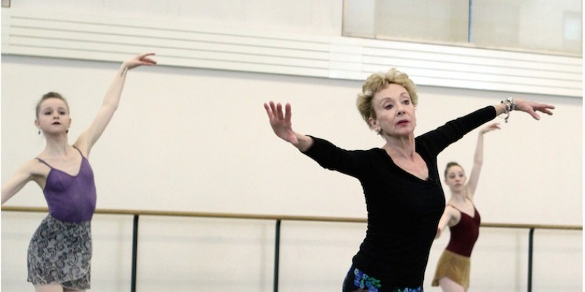 TDE ASKS: Nancy Reynolds, George Balanchine Foundation Video Archives Director