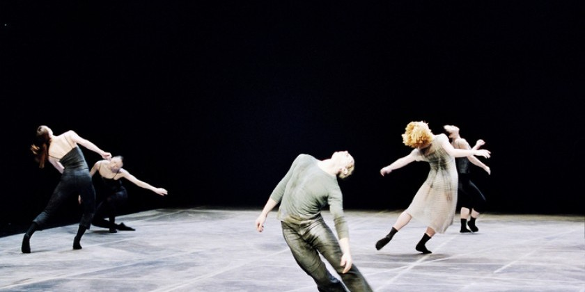 Shen Wei Dance Arts Internship Opportunity