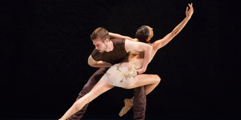 Impressions of Alonzo King LINES Ballet at The Joyce