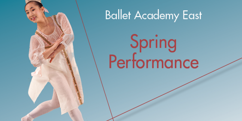 Ballet Academy East's Spring Performance