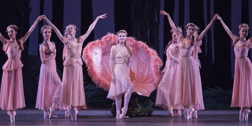 "Impressions of New York City Ballet : ""A Midsummer Night's Dream"""