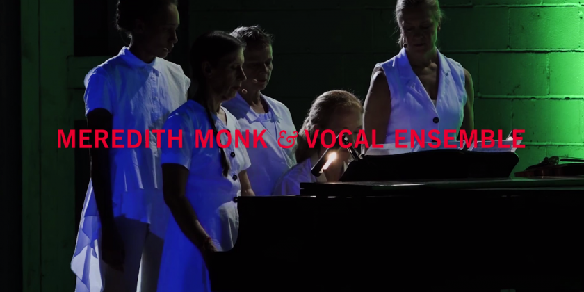 Meredith Monk presents CELLULAR SONGS at BAM