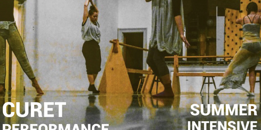 Curet Performance Project's NYC Summer Intensive with public showing