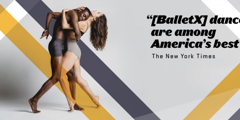 PHILADELPHIA, PA: BalletX Fall Series 2018
