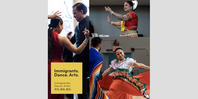 "Dance News: Dance/NYC Releases ""Immigrants. Dance. Arts: Data on NYC Dance Research"""