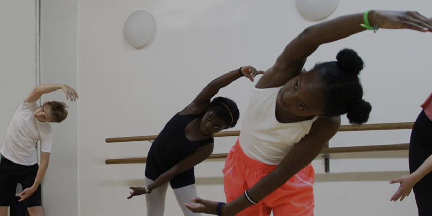 Advanced Summer Dance Intensive at Dancewave