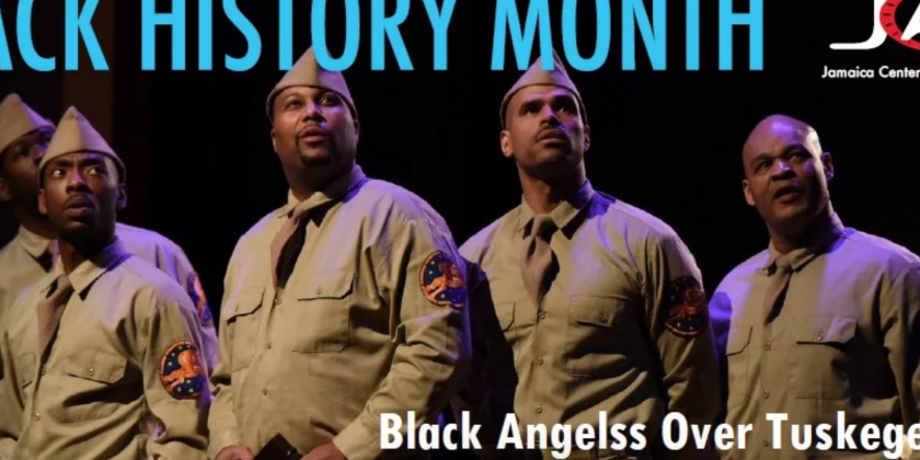 JCAL Black History Month Presents: ORAL HISTORY/FILM: Double Victory & Freedom Flyers of Tuskegee/Speaker
