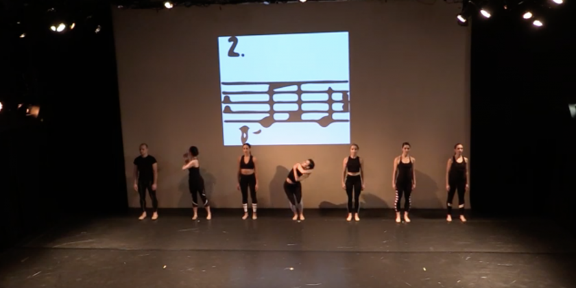"""53 Movements"" by Neville Dance Theater"